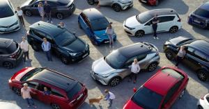 Tervetuloa Toyotan läpinäkyvälle hybridikoeajolle! - Autokiila