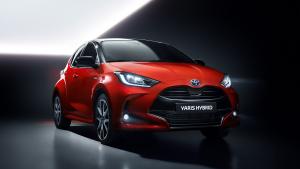 Täysin uusi Toyota Yaris