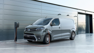 Täyssähköinen Toyota Proace EV