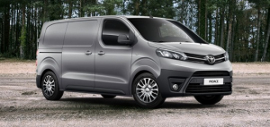 Toyota Proace 4x4 - Autokiila