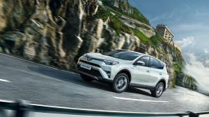 Toyota-autojen rengaspaineantureiden nollaus