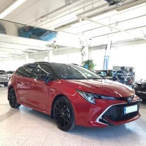 Uutta omistajaansa odottelee uusi Corolla Hybrid Touring Sports! Joko sinä olet koeajanut?