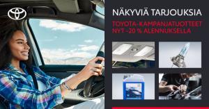 Laadukkailla tuotteillamme varmistat puhtaan näkymän ja turvallisemman ajokokemuksen. Kampanjatarjouksena nyt Optiwhite H4-poltt...